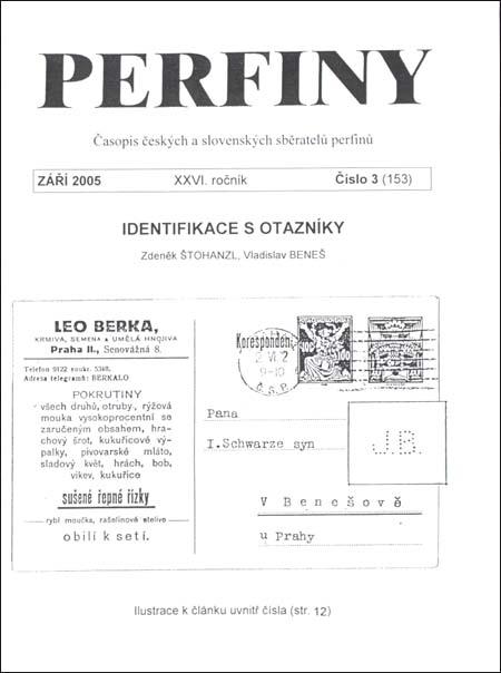 Perfiny 3/2005