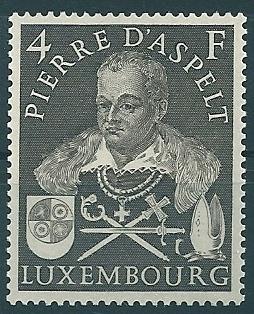 Petr z Aspeltu a České království