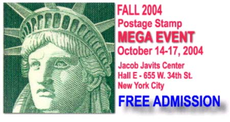 Postage Stamp Mega Event 2004
