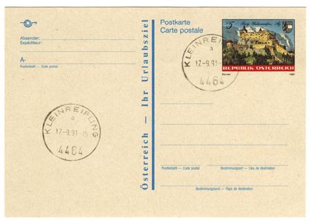 Poštovní historie aneb jedna celistvost z roku 1943