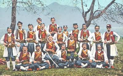 Poštovní historie Černé Hory XI.