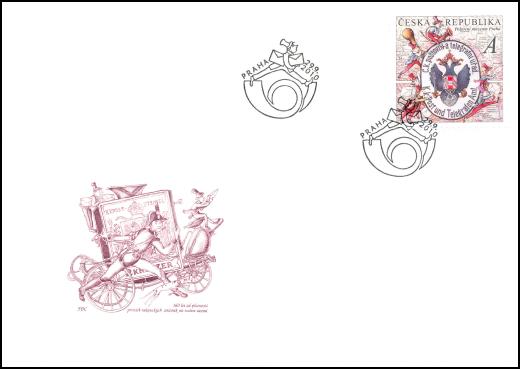 Poštovní muzeum - výplatní písmenová známka A