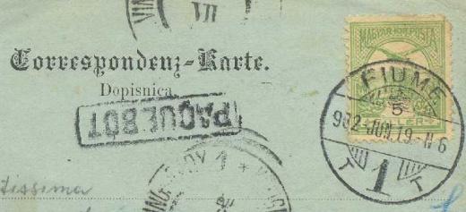 Poštovní razítka – desátá část