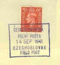 Poštovní razítka – jedenáctá část