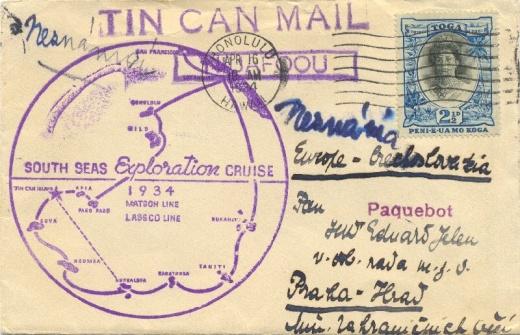 Poštovní razítka – osmnáctá část