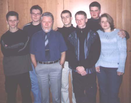 Přátelské setkání finalistů fil. Olympiád KMF 56-83 F. H. Znojmo