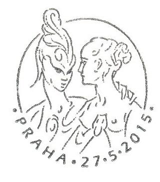 Pražský hrad - Hans von Aachen - Hlava dívky