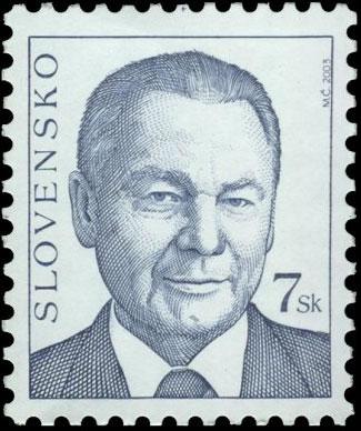 Prezident SR Rudolf Schuster