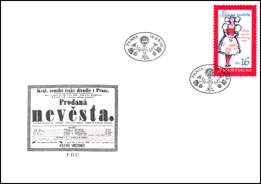 Prodaná nevěsta - 150. výročí od premiéry