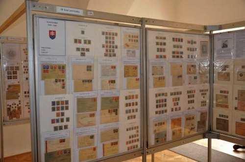 Propagačná výstava poštových známok v Malackách