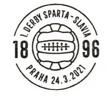 První derby Sparta – Slavia