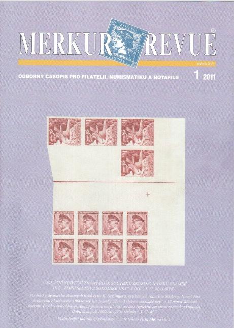 Recenze Merkur Revue č.1/2011