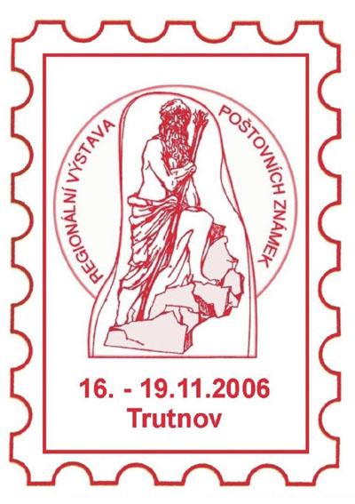 Regionální výstava poštovních známek TRUTNOV 2006