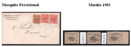 Romantika a tajemství známkových zemí - Vzácné známkové země