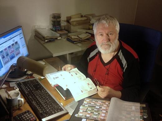 Rozhovor s Jiřím Bártou – nejen o filatelii