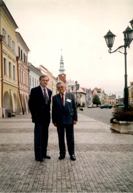 Rozhovor s vedoucím KMF Svitavy Stanislavem Sýkorou