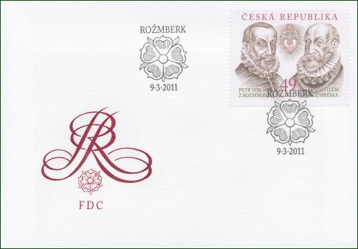 Rožmberský rok - Petr Vok z Rožmberka, Vilém Vok z Rožmberka