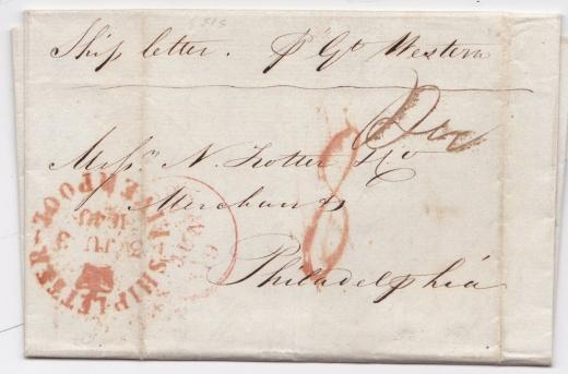 Rozvoj pravidelného lodního poštovního spojení