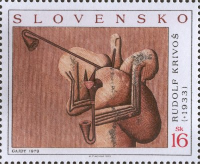 Rudolf Krivoš: Gajdy