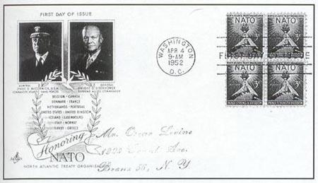 Sběratel 2001: NATO