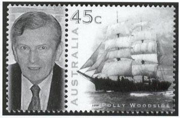 Sběratel 2001: Personalizované poštovní známky
