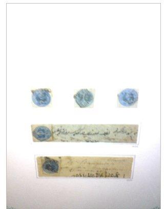 Scinde – první známky Indie a současně první známky Asijského kontinentu