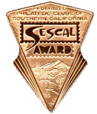 SESCAL 2004 (Stamp Exhibition of Southern California)