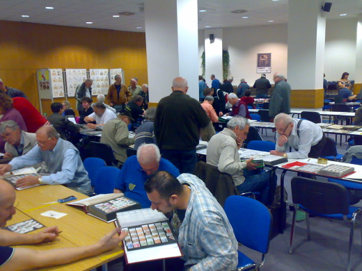 Setkání členů GEOPHILA - 21. 4.2012
