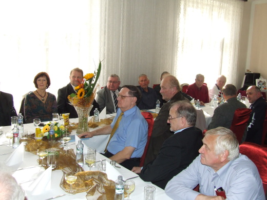 Setkání členů sekce sběratelů Syrena