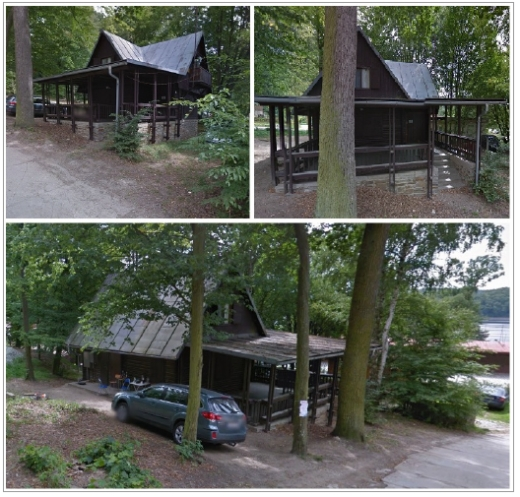 Sezónní pošta Vranov nad Dyjí přehrada