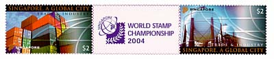 SINGAPORE 2004 (28. 8. - 1. 9. 2004)
