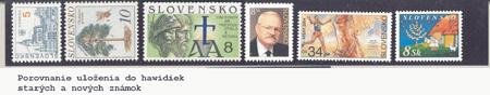 Slovenská známková tvorba a služby Slovenskej pošty z pohľadu zberateľa II.