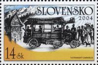 Slovenský trolejbus z roku 1904