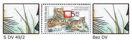Specializace - Ochrana přírody - zvířata v ZOO - Tygr ussurijský a Orangutan (č. 302 a 303)
