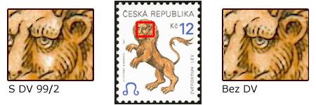 Specializace - Znamení zvěrokruhu - Lev (č.283)