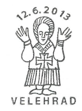Společné vydání se Slovenskem: 1150. výročí Cyrila a Metoděje