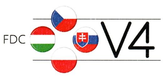 Společné vydání - Visegrádská skupina