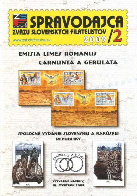 Spravodajca  ZSF 2/2009