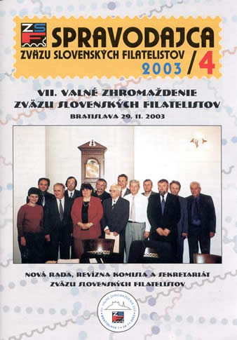 Spravodajca ZSF 2003/4