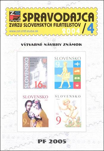 Spravodajca ZSF 4/2004