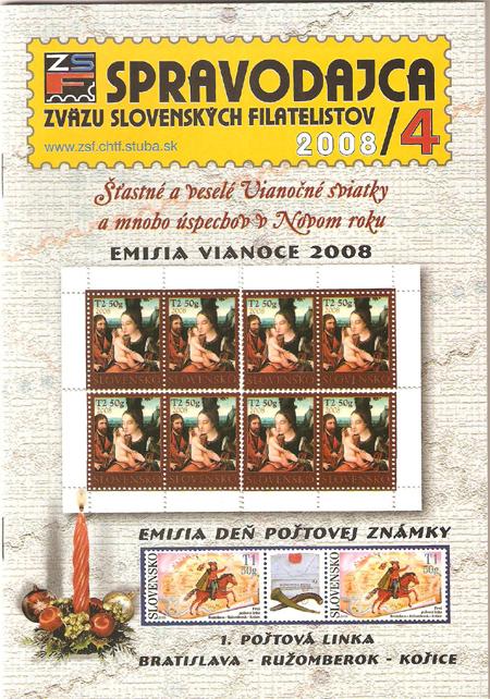 Spravodajca ZSF 4/2008