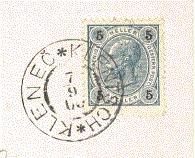 Stará pošta v Klenčí pod Čerchovem