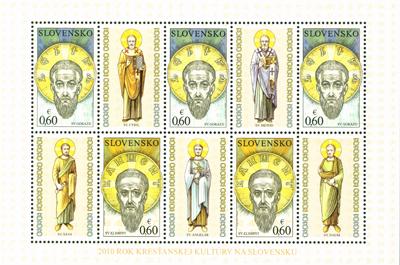 Sv. Sedempočetníci: Sv. Gorazd