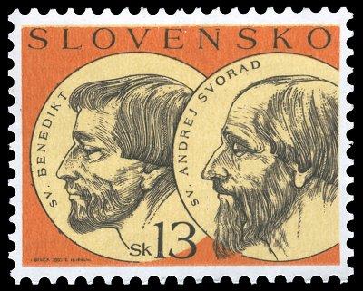 Sv. Svorad a Sv. Benedikt