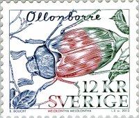 Švédsko 1/2013