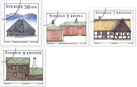 Švédsko  2/2004