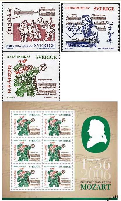 Švédsko 2/2006