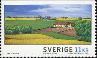 Švédsko 2/2007