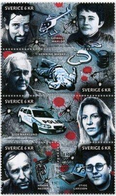 Švédsko 2/2010