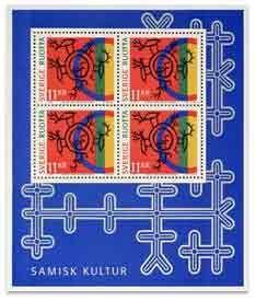Švédsko 4/2007